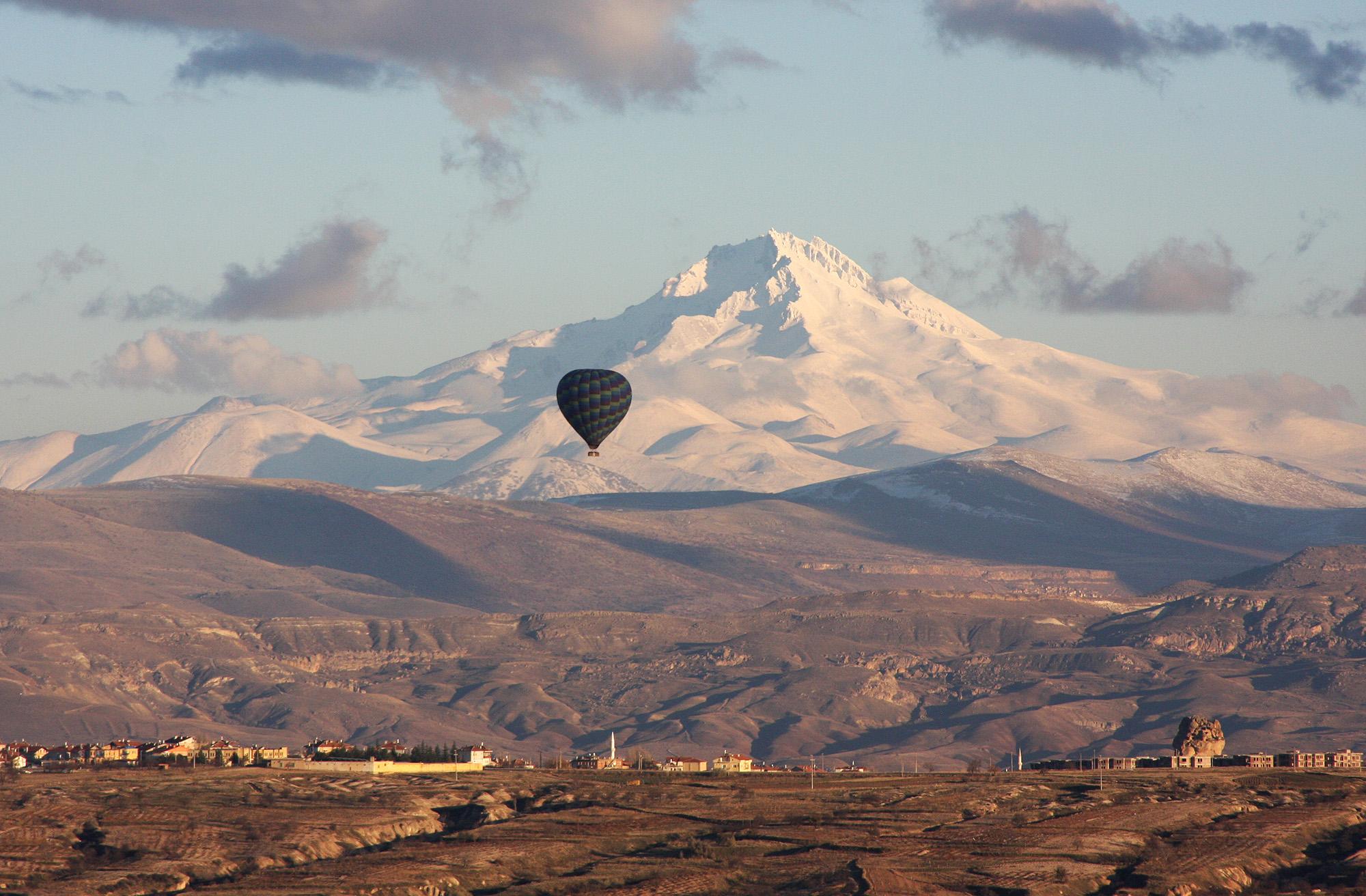 Cappadocia Erciyes