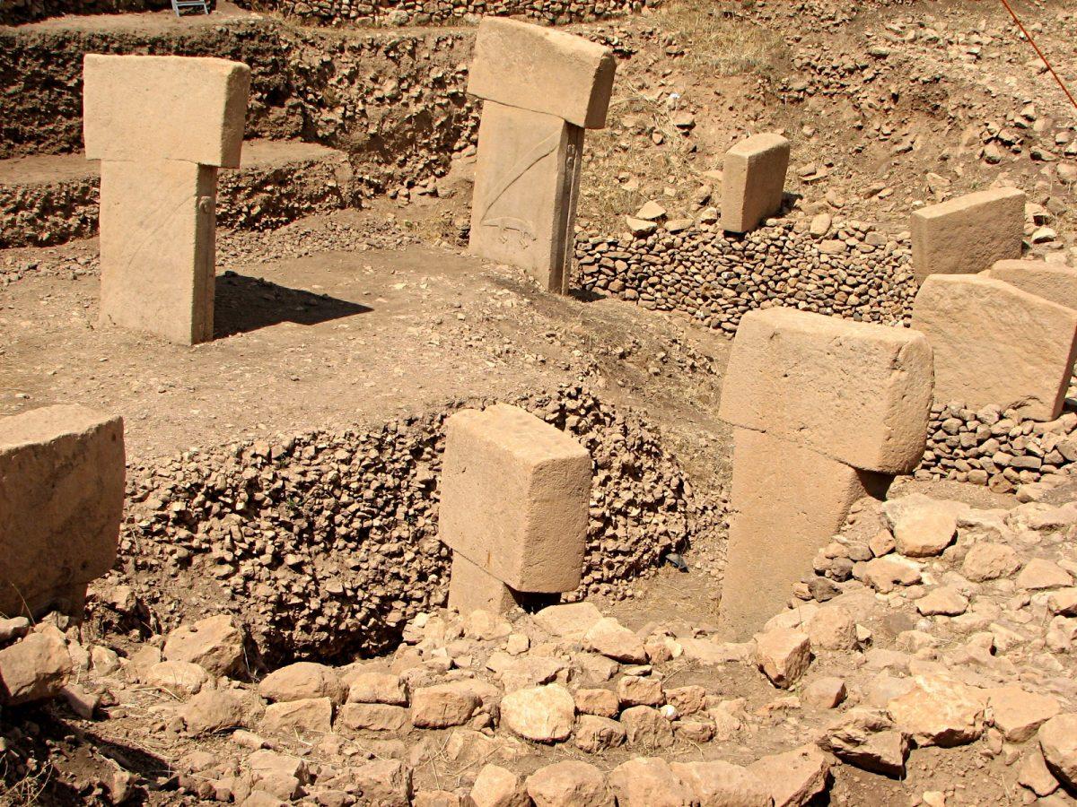 Gobekli Tepe Monolith