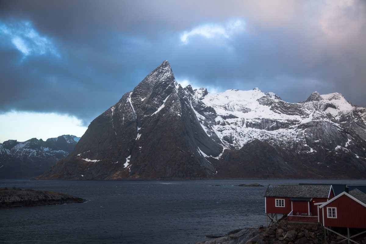 The Famous Red Cabin – Eliassen Rorbuer