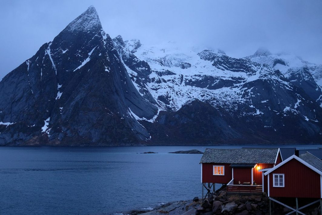 Lofoten Islands - Eliassen Rorbuer