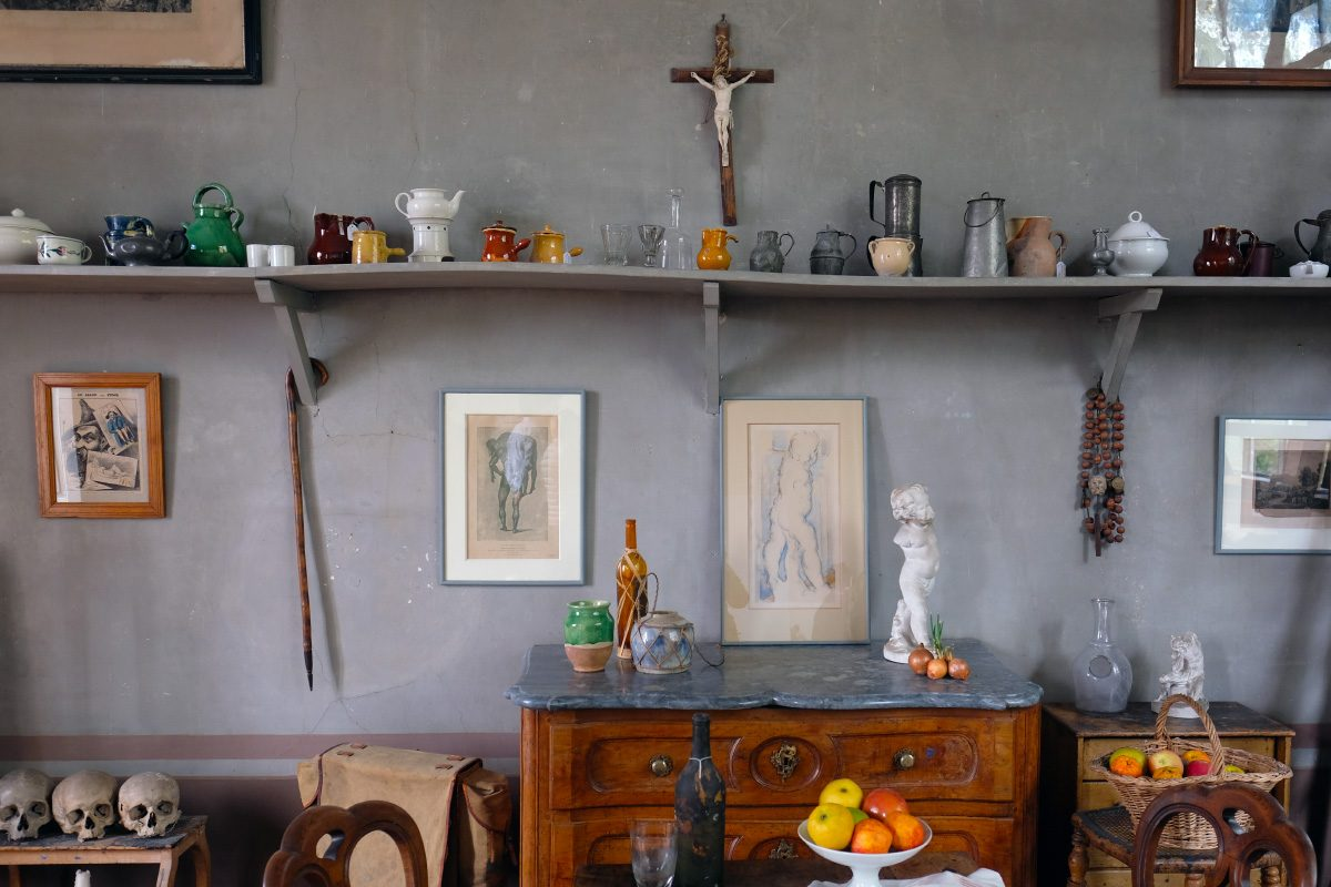 Studio de Cezanne