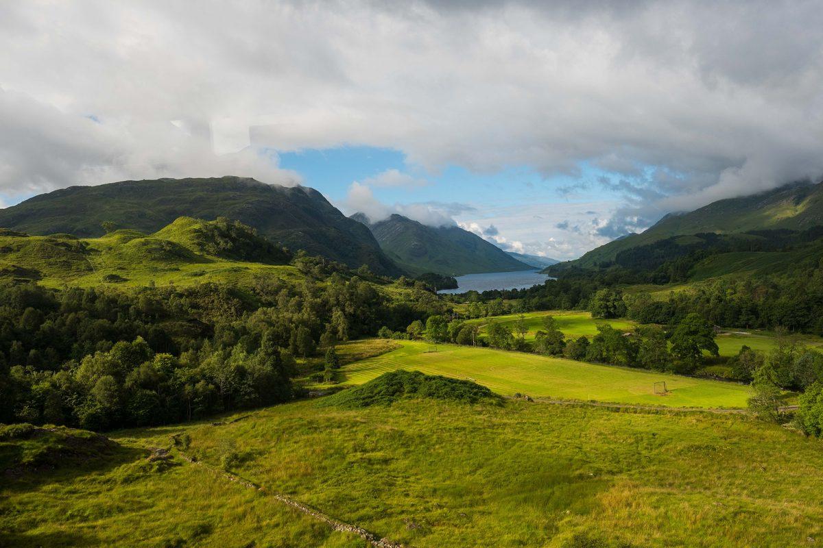 İskoçya Tren Seyahati
