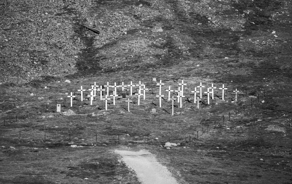 Svalbard Cemetery