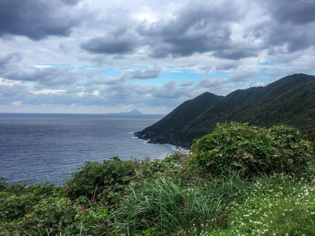 Hiking Yakushima