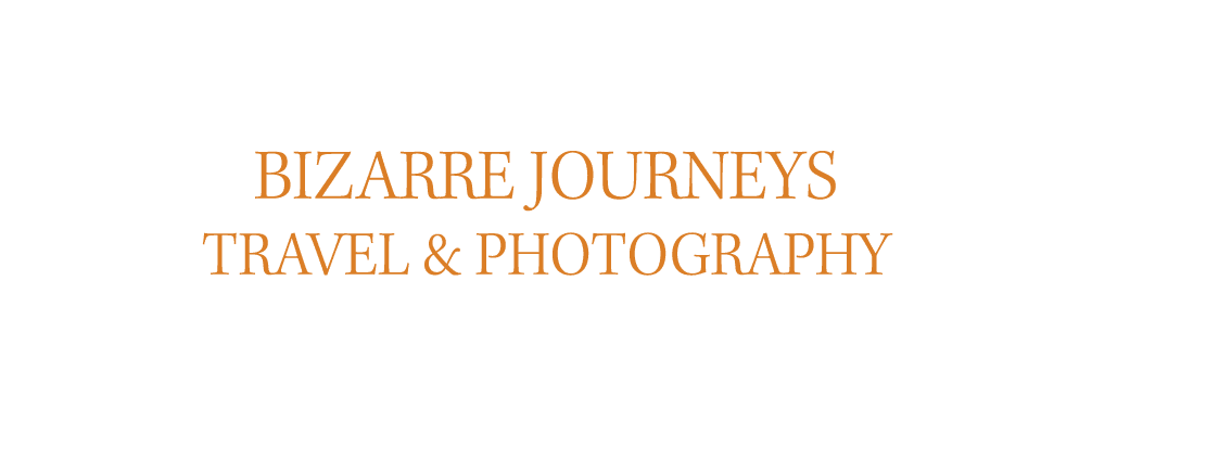 Bizarre Journeys Logo