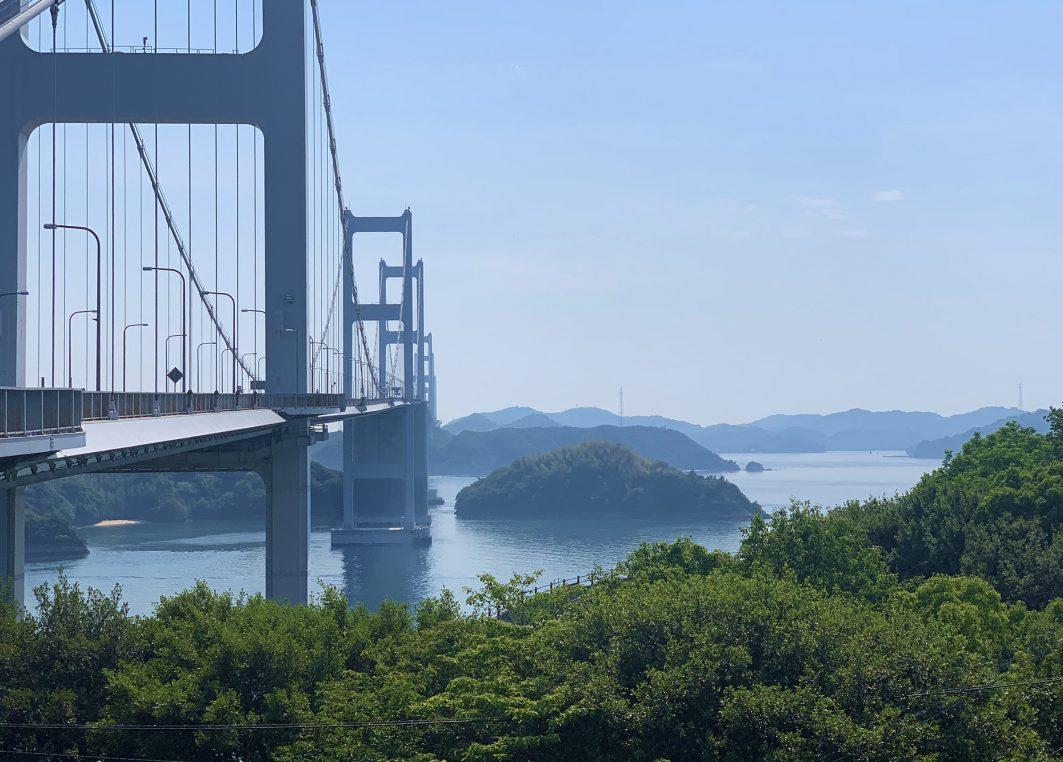 Kurishima Kaikyo Bridge