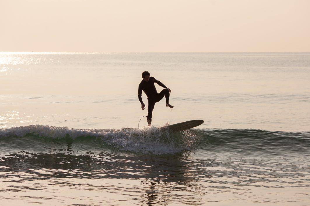 Ohki Beach Surfers Shikoku