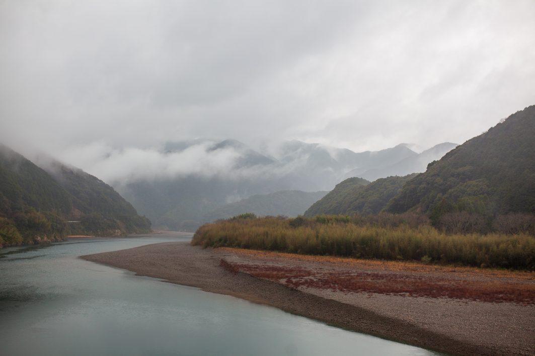 Shimanto River Shikoku