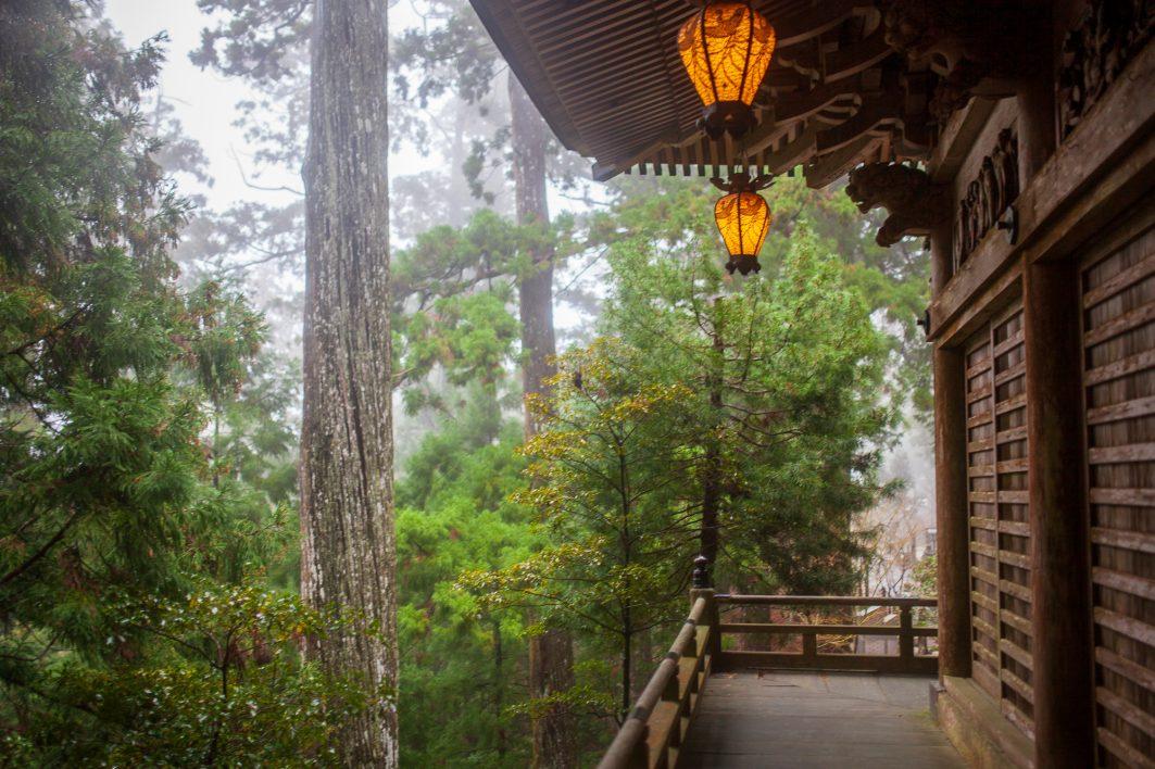 Tariyuji Temple Shikoku