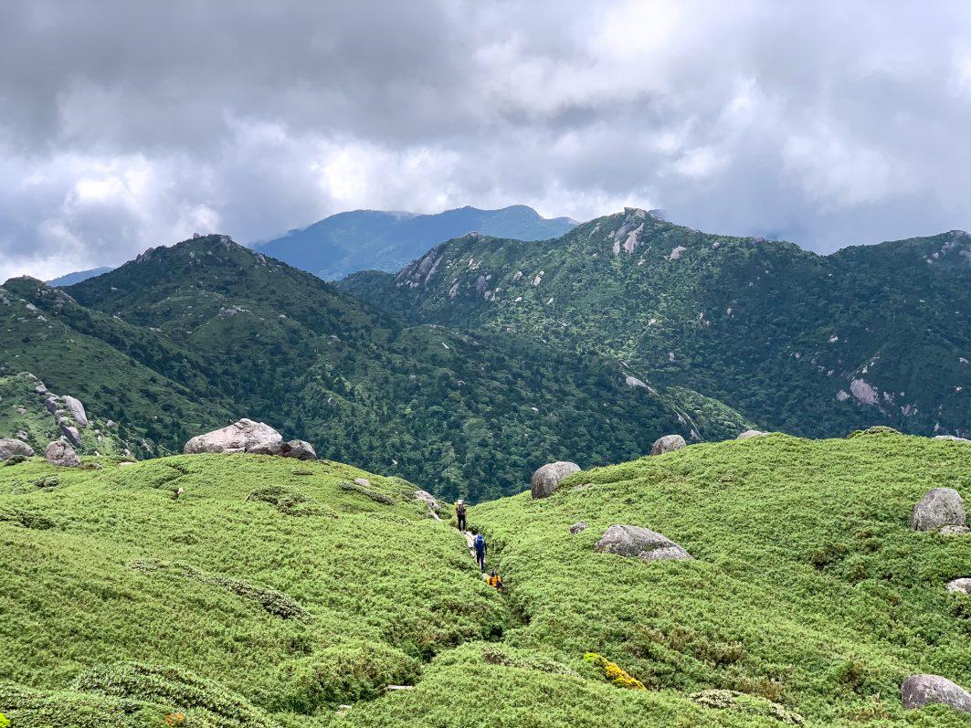 Mt. Miyanoura Hike - Yakushima